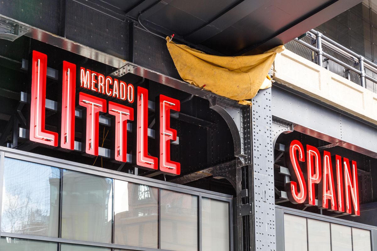 Little Spain Market